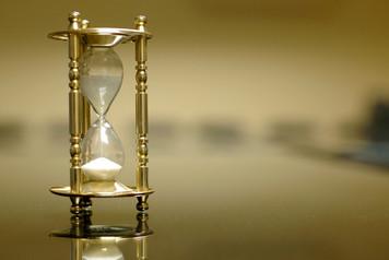 mediation clock time